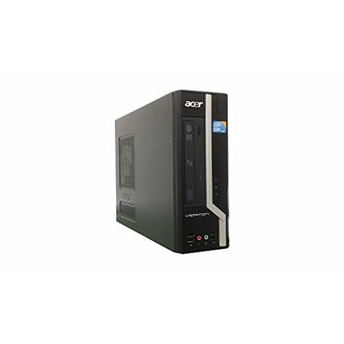 中古 デスクトップパソコンacer Veriton X490 (851532);【単体】【Windows7 64bit搭載】【Core i3搭載】【メモリー4096MB搭載】【HDD1TB搭載】【DVDマルチ搭載】【秋葉原店発】