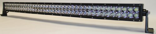 40In 240Watt, Cree Led Light Bar With 3D Optics - By Luxwurx