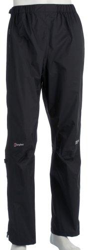 Berghaus Mens Gore-Tex Paclite Lightweight Waterproof Trouser - Black, Large