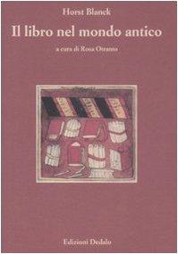 Il libro nel mondo antico PDF