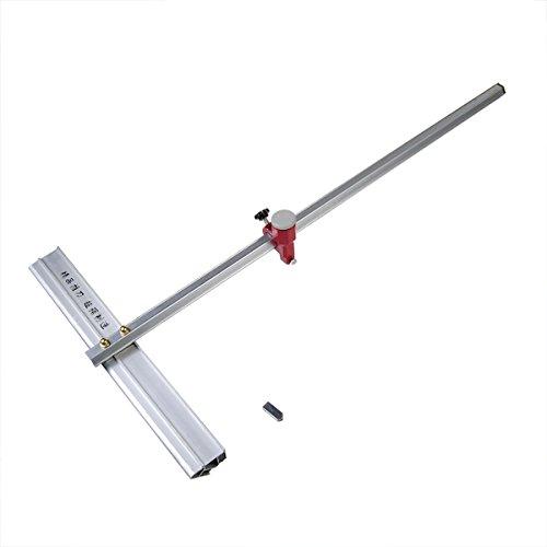 60Cm Length T Type Aluminum Alloy Push Glass Cutter Tool