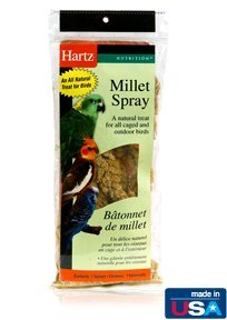 Millet Spray for bird ,7CT/Pack