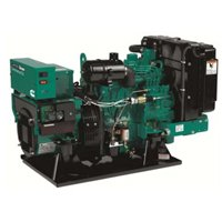 Cummins Onan 8Hdkag/11378 - Commerical Mobile Generator Set Standard Diesel Series Sd 10.0 60 Hz/8.0 50 Hz