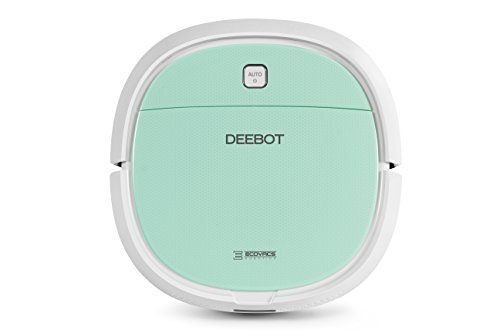 Ecovacs-DEEBOT-MINI-Saugroboter-besonders-stark-auf-kleinen-Flchen-mintgrn