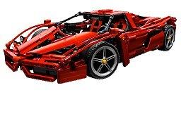 LEGO Racers 8653: Enzo Ferrari