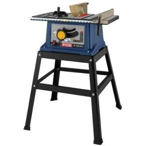 Ryobi 10 Inch Portable Table Saw W Steel Table Power Table Saws
