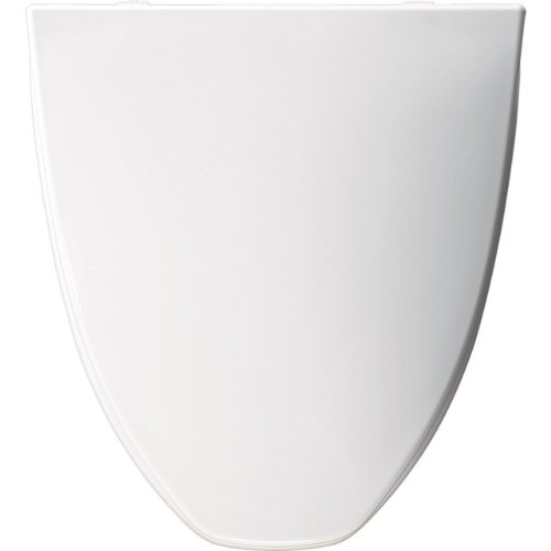 Bemis LC212000 Church American Standard(R) Elongated Toilet Seat, White