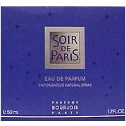 Soir de Paris per Donne di Bourjois - 50 ml Eau de Parfum Spray