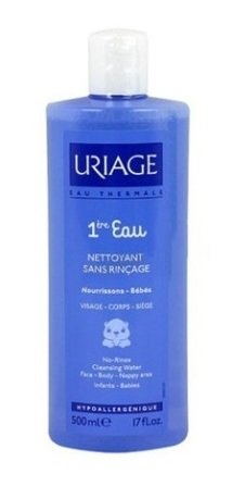 Uriage bambino Acqua Detergente primo No Rinse 500 ml [Automotive]