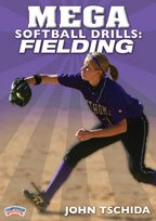 John Tschida: Mega Softball Drills: Fielding (DVD) by Championship Productions