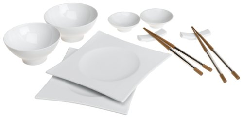 Buy Rosenthal 10-Piece Sushi Set, Service for 2