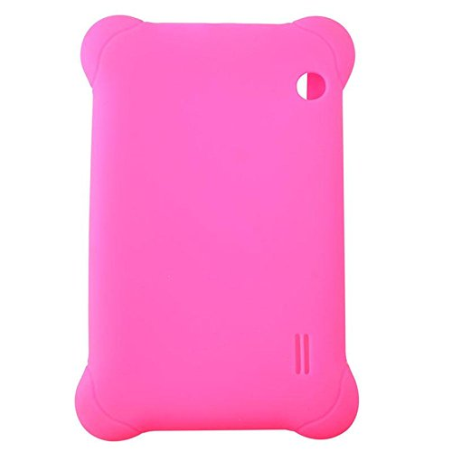 Silicone Rubber Case Cover for 7'' 7 inch Android