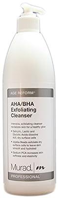 Murad AHA/BHA Exfoliating Cleanser 16.9ounces-Pro