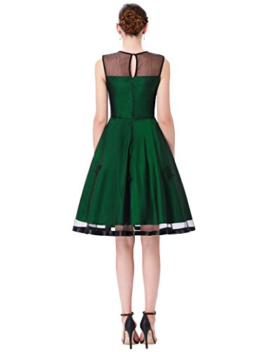 Short Cocktail Party Dress for Women Sleeveless Size S BP112-2