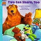 Two Can Share, Too (Bear in the Big Blue House (Paperback Simon & Schuster)) (061316024X) by Cherrington, Janelle
