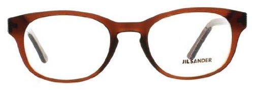 Jil Sander Glasses 2643 Brown 210