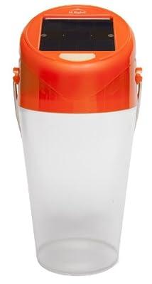 d.light LED Solar Rechargeable #S20 Area Lantern