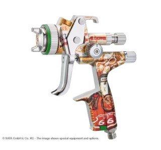 SATA SAT225839 Spray Gun (CHOPPER Limited Ed HVLP Digital , 1.3 Nzl) (Sata Spray Gun 5000b compare prices)