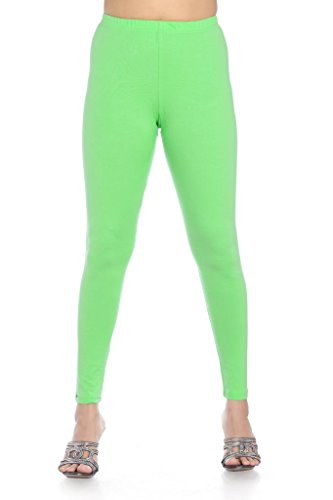 Elaine Women's Cotton Lycra Leggings - B00U65LTQS