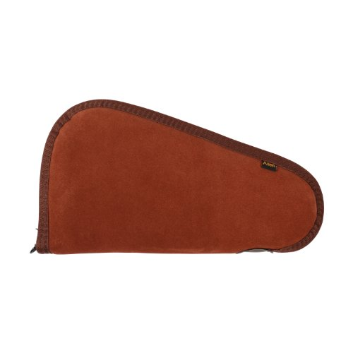 Find Bargain Allen Company Suede Leather Handgun Case