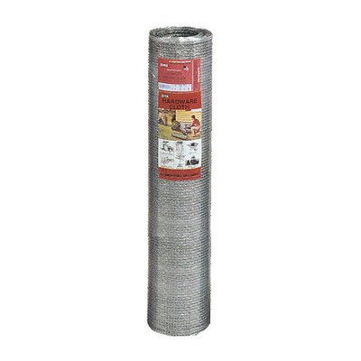 Gilbert and Bennett 308229B 48-Inch by 50-Foot 1/2-Inch Mesh Hardware Cloth