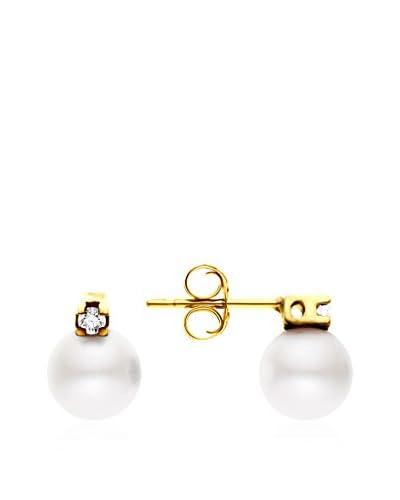 Manufacture Royale des Perles du Pacifique Orecchini  Bianco