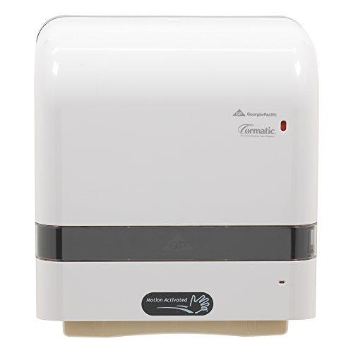 Georgia Pacific Cormatic Classic Towel Dispenser With