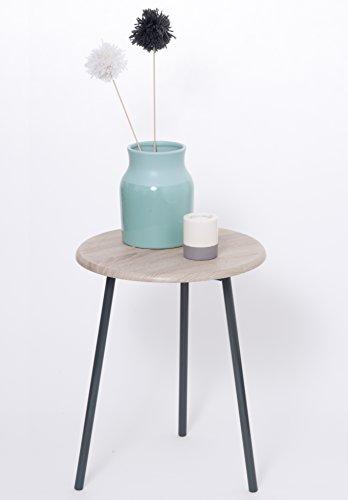 Present Time PT Home Transparente Vase, aus Glas, Grün