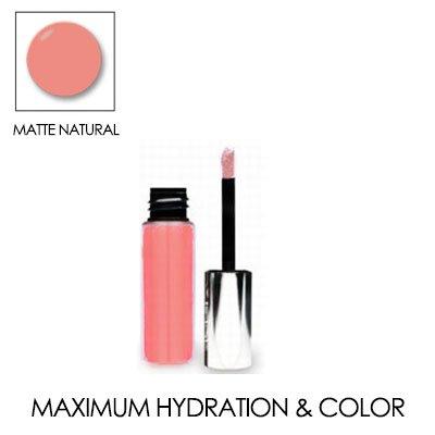 LIP INK Genuine Matte Moisturizing Lip Stain Trial Size 0.12 OZ./ 3.5 ML. (Matte Natu...