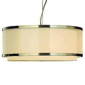 Lux Drum Pendant by Trend Lighting