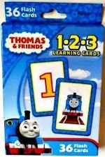 Thomas & Friends 123 Learning Cards - 1