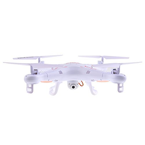 4 Channel 6 Axis 2.4G Remote Control Quadcopter Airplane with Camera
