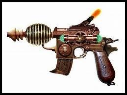 Vaporiser - Fantasy Replica Gun - Colonel Fizziwig - Steampunk