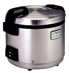 Tiger America 20c Pro Rice Cooker- Stainless ( JNO-A36U )