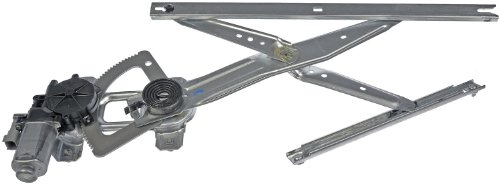Dorman 748-212 Ford Front Driver Side Window Regulator with Motor (F350 Window Motor compare prices)