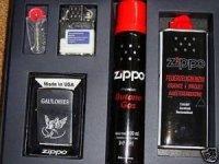 zippo-mechero-gau-gauloises-grave-gas-uso-juego-de-regalo