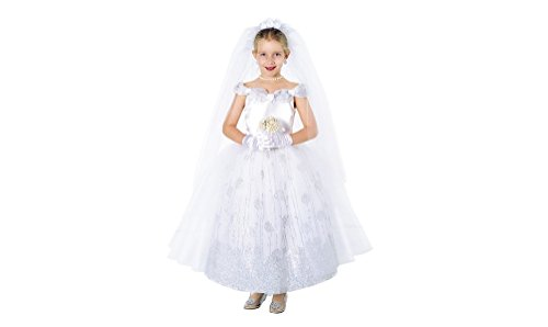 Exquisite Bride Costume Gown, does not include Veil, Flowers or Gloves