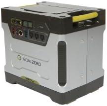 Goal Zero 31901 Yeti 1250 Silver/Black XX-Large Silent Generator