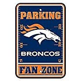 NFL Denver Broncos Plastic Parking Signs at Amazon.com
