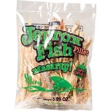 Dried Jeprox Fish Filet 150g