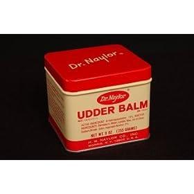 Dr. Naylor Udder Balm, 9 oz