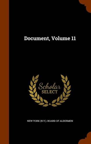 Document, Volume 11