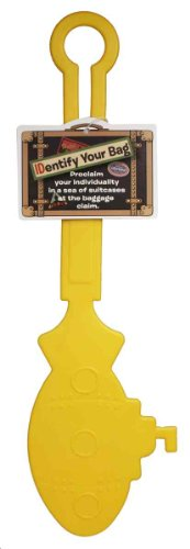 On the Move! Luggage Tag - Yellow Submarine