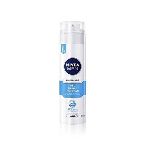 nivea-for-men-gel-a-raser-sensitive-cool-200ml-prix-unitaire-envoi-rapide-et-soignee