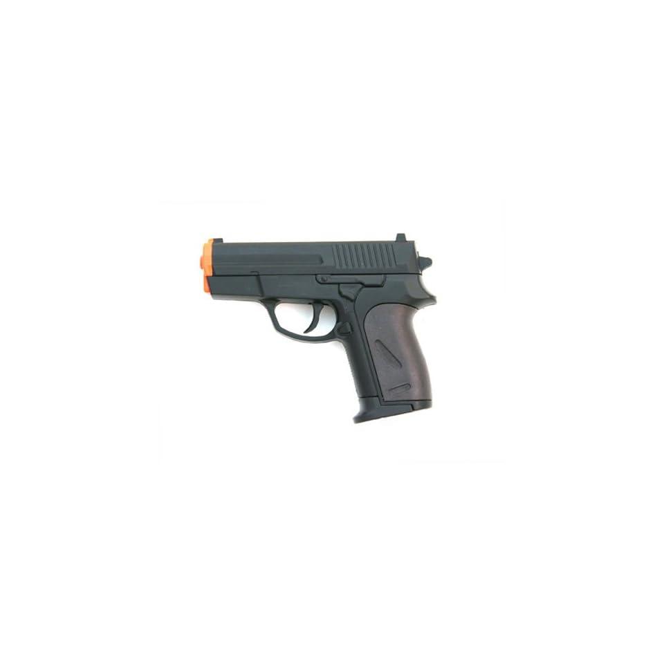 cyma p817 metal core spring airsoft pistol gun 1 1 scale glock style, police gun(Airsoft Gun)
