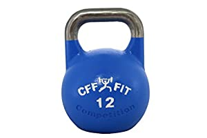 CFF 12 kg Pro Competition Russian Kettlebell (Girya) Great for Cross Training and MMA Training!