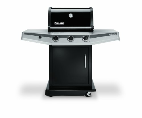 Ducane 31732101 Affinity 3100 Natural Gas Grill, Black