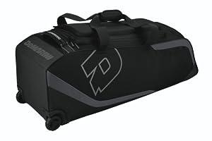 DeMarini ID2P Bag on Wheels by DeMarini