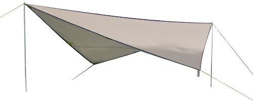 High Peak Sonnensegel Tarp 2, stein, 10033