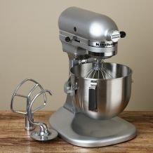 KitchenAid 4.5 Qt. Professional 10-speed Stand Mixer KSM455PSSM